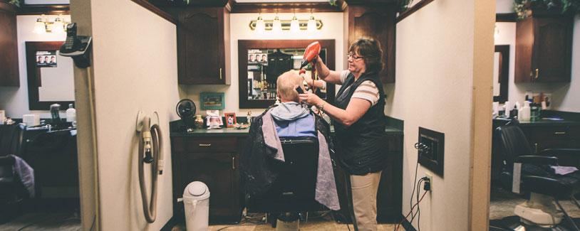 Hair Salon, Commericial, Hair Cut, Business