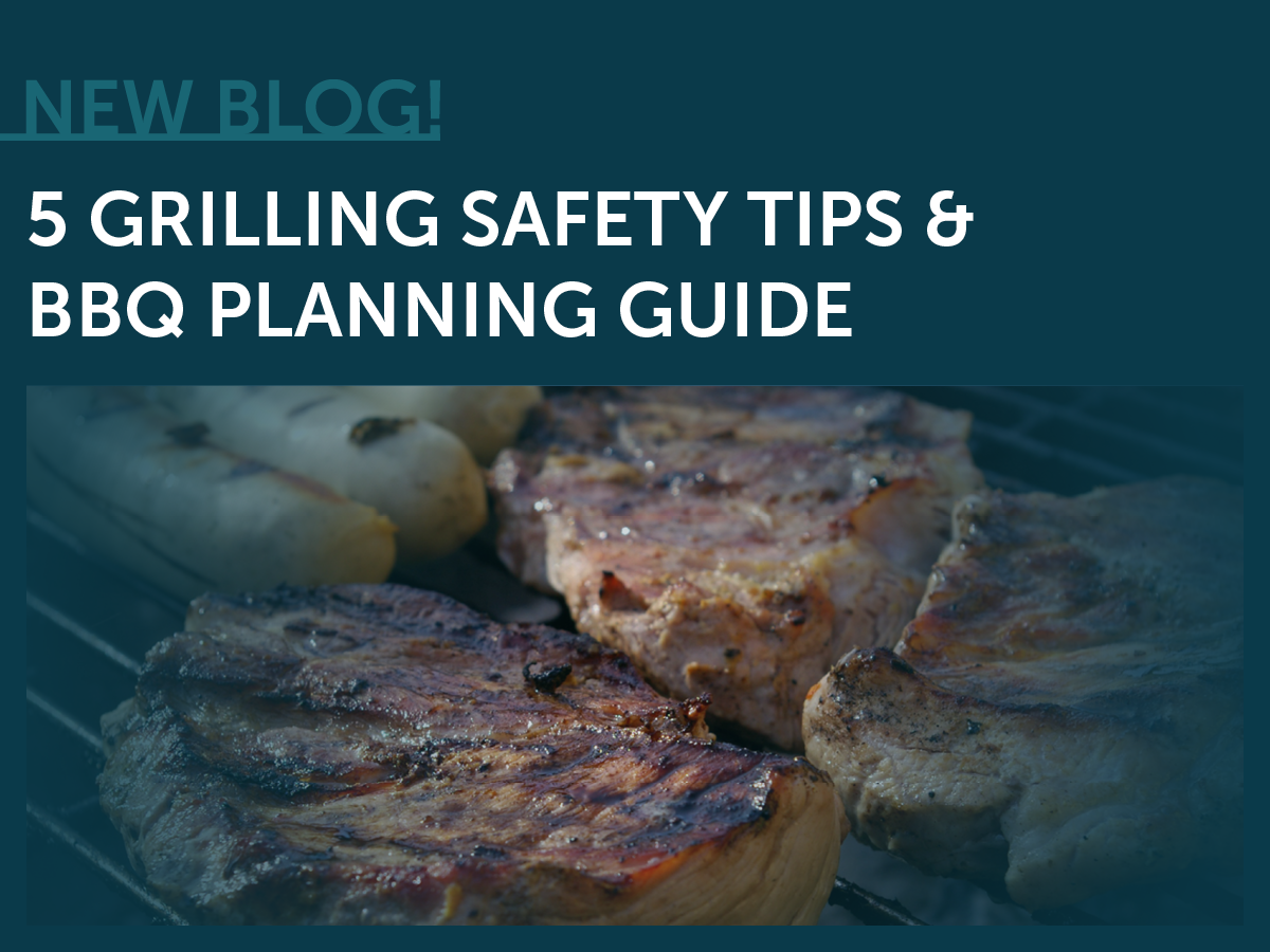 Grilling, BBQ, Party, Safety Tips, Safety