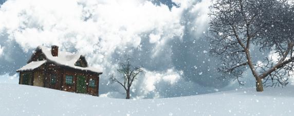 Ohio Winter Home