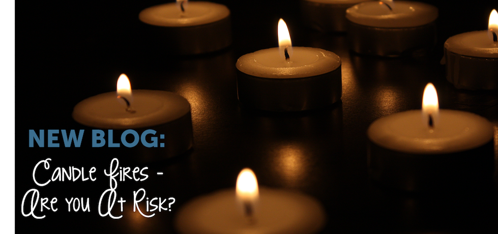Candle Fires – Are You At Risk?