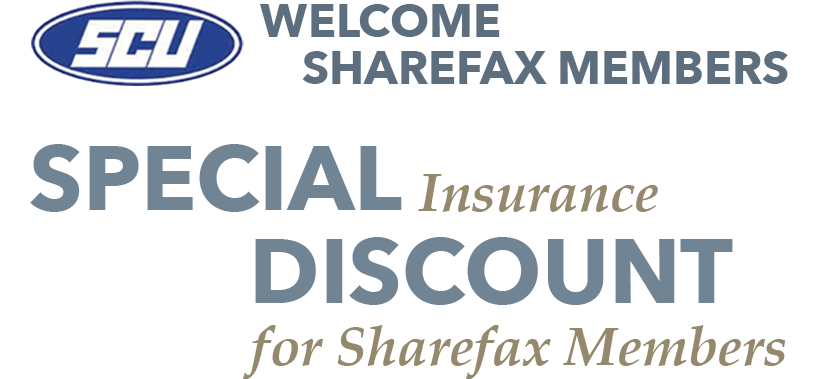 Special Insurance Discount for Sharefax Members