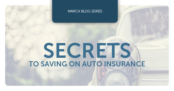 Secrets to Saving on Auto Insurance