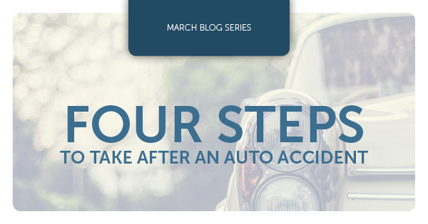 4 Point Checklist for an Auto Accident