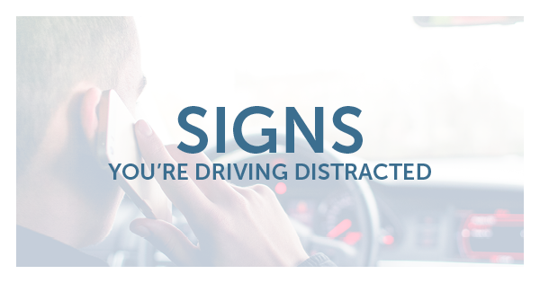 Do You Drive Distracted?