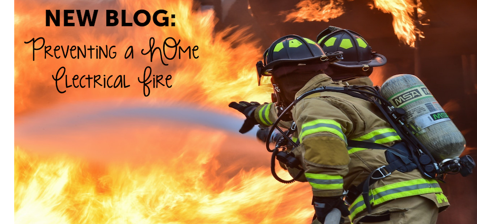 Preventing a Home Electrical Fire